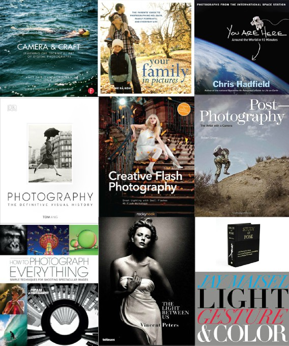 Best Photography Books of 2014