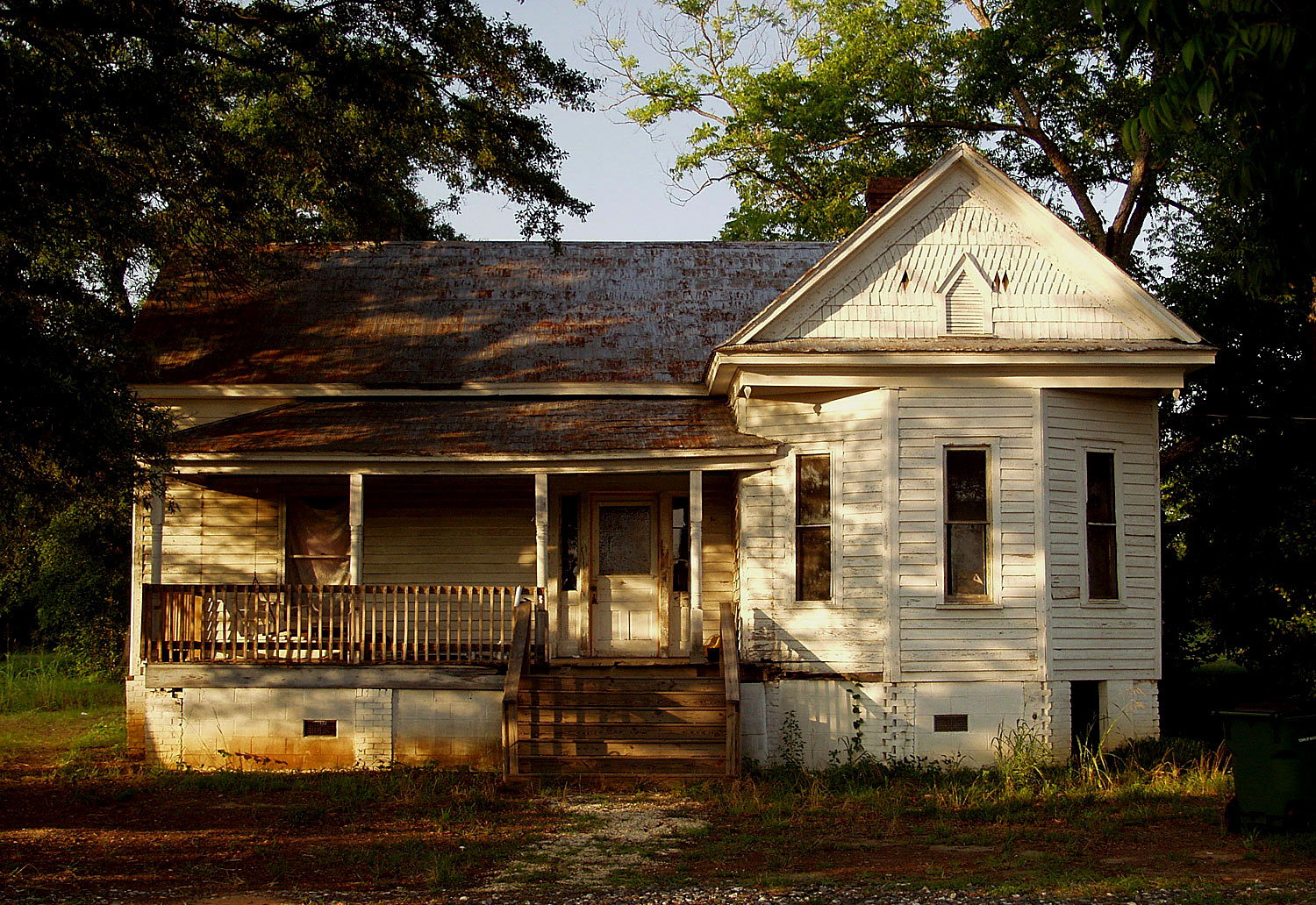 old house late afternoon mccormick sc author kel kelly landrum