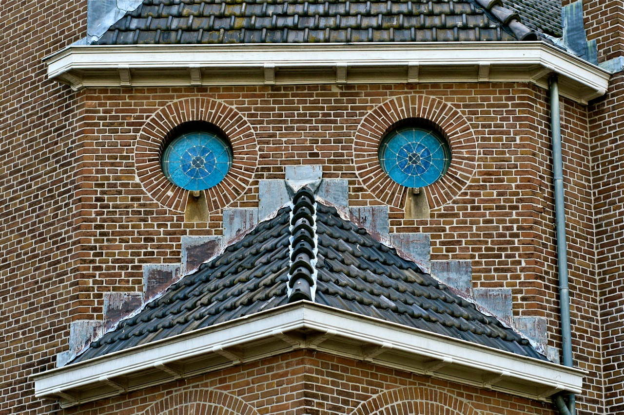the eyes of church author albers ruud