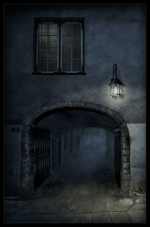 street night and light author mikhaylov andrey