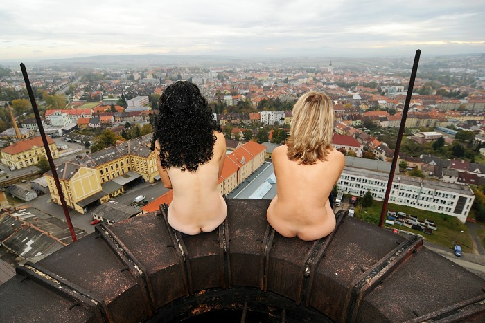 on the top of a chimney author vonka martin