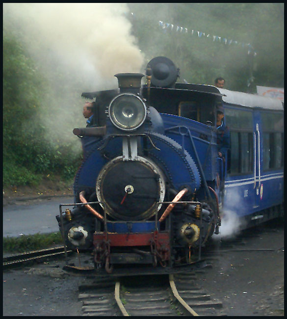 the darjeeling narrow gauge railway author downs jim