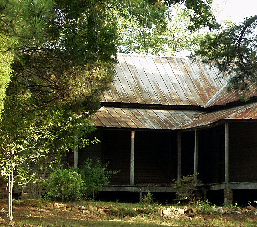 octagonal house central section red hill sc auth kelly landrum