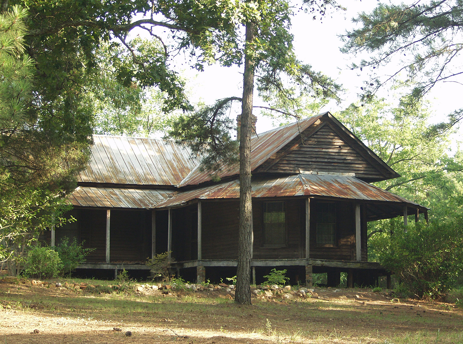 octagonal house red hill sc author kelly landrum
