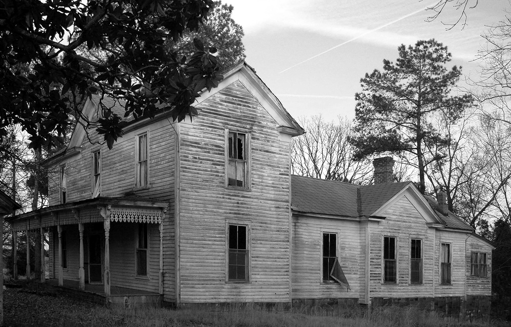 old house west side b w author kelly landrum
