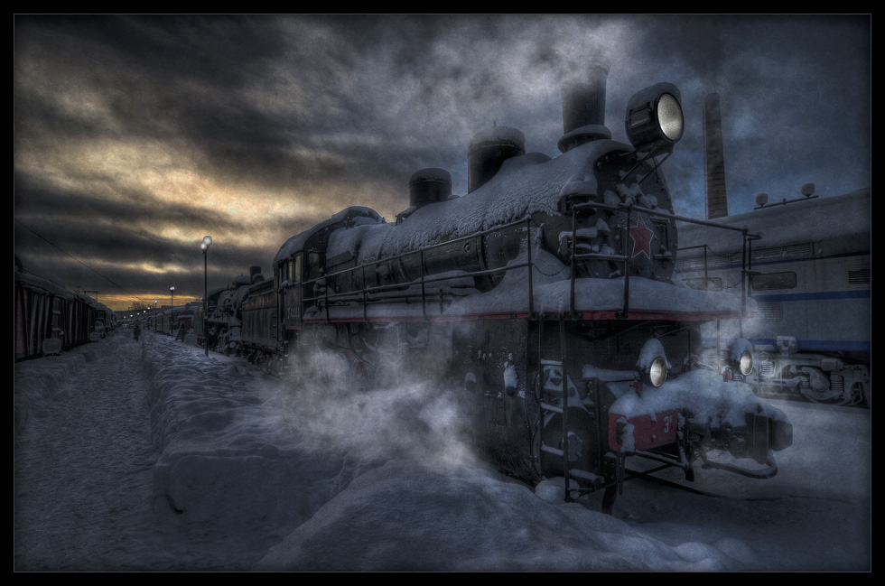 express from the last time museum locomotive st pe mikhaylov andrey