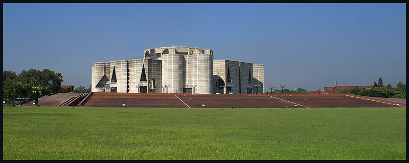 bangladesh national parliment a louis kahn creat downs jim