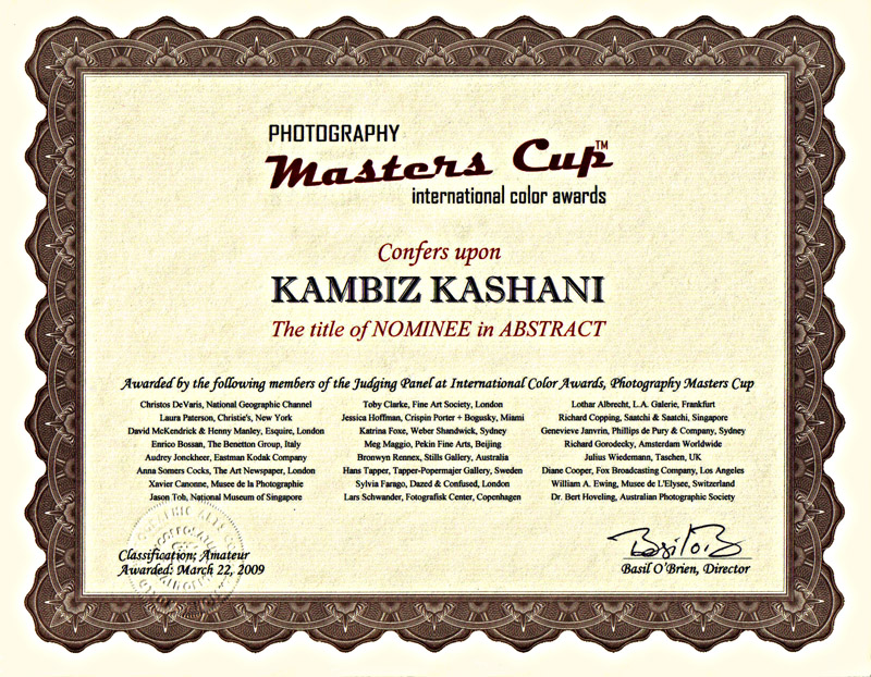 nominee in abstract author kashani kombizz