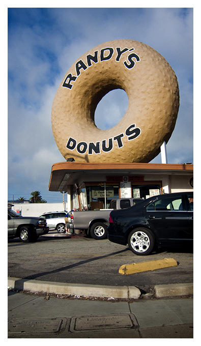 randy s donuts author walker clay