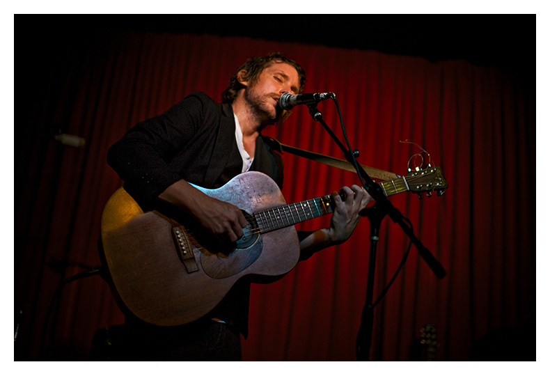 steve reynolds at the hotel cafe author walker cl clay