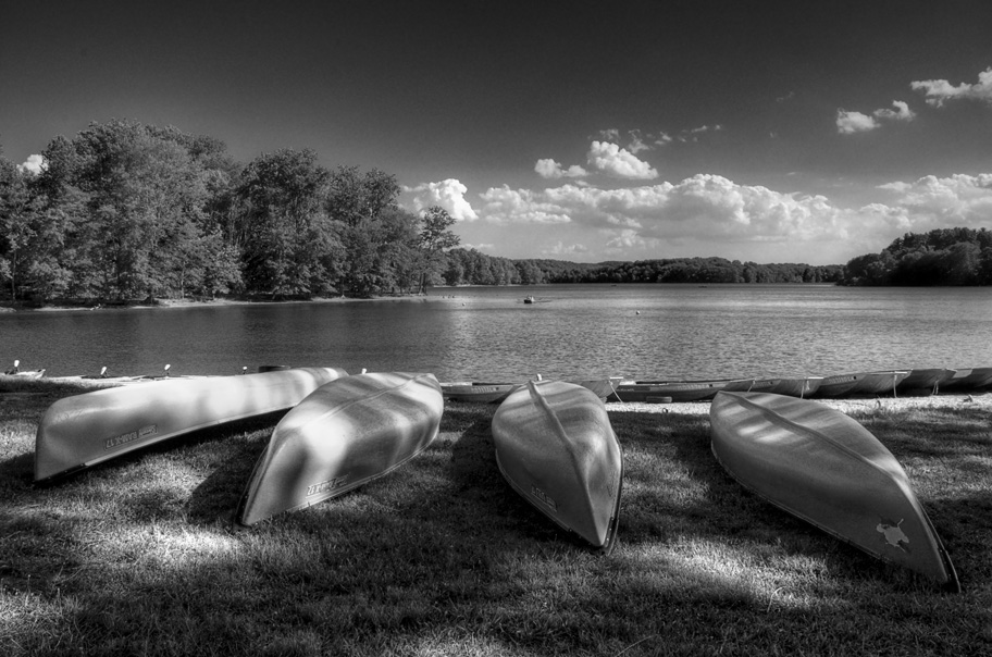 canoes at the resevoir author gutowski anthony