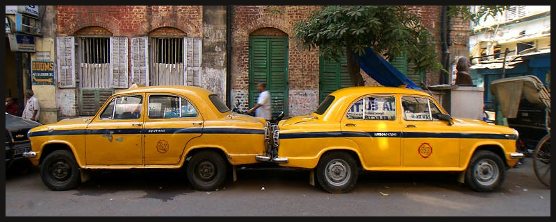 kolkata taxi rank author downs jim