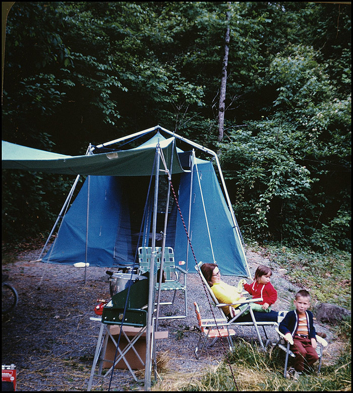 smoky mt n p elkmont campsite from stereo chrome s siegel honolulu gerry