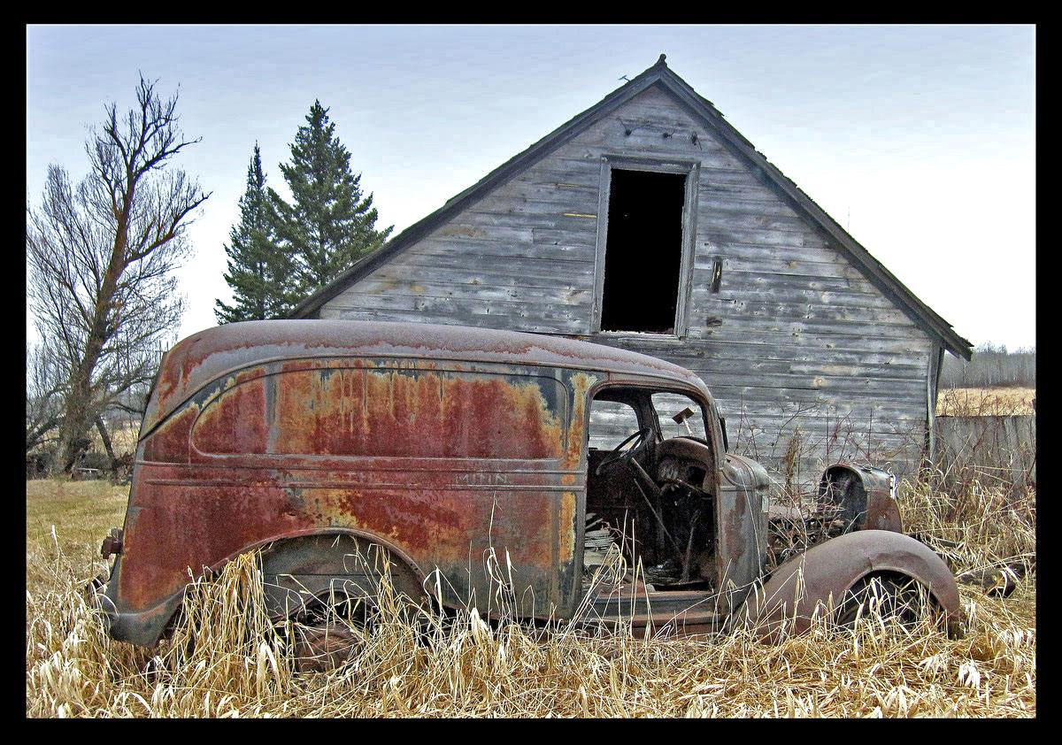 old vehicle and garage author pluskwik paul