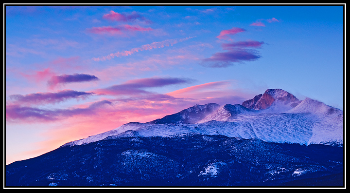 longs peak march sunrise author gricoskie jared