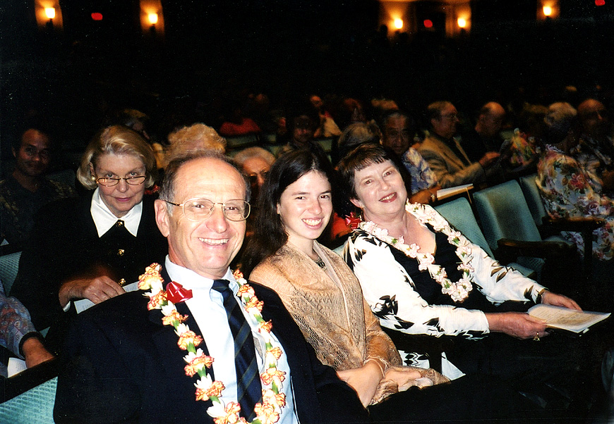 hawaii theater khpr night for yr donors author si siegel honolulu gerry