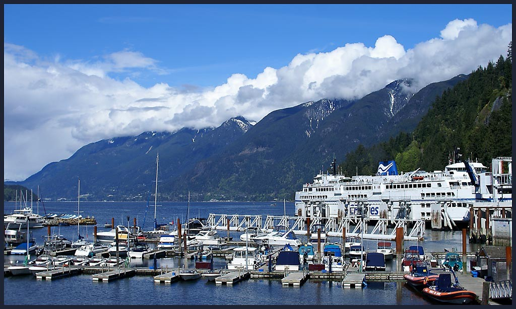horseshoe bay british columbia author downs jim