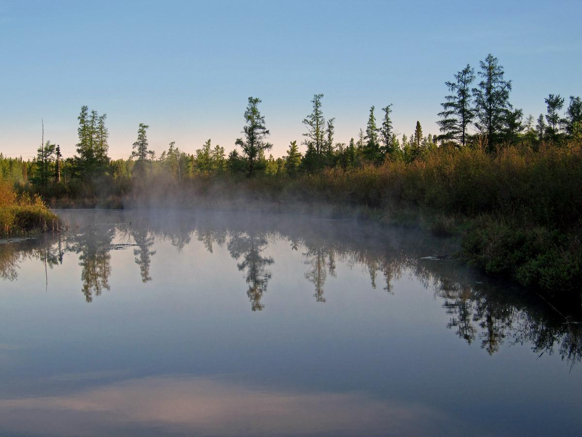 early morning reflections along the river author pluskwik paul