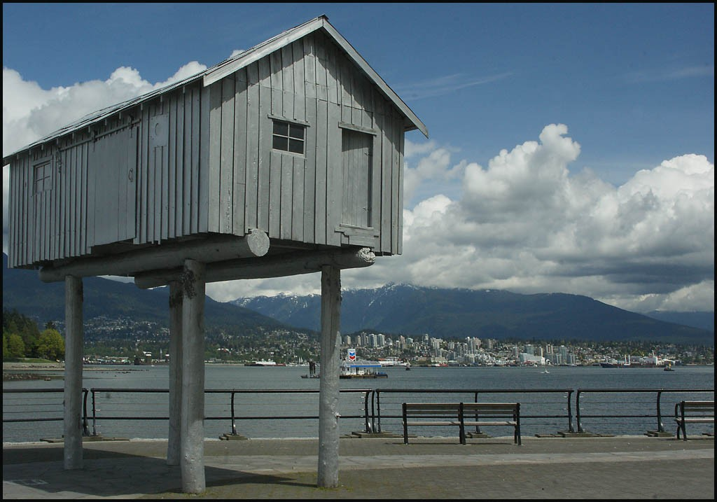 tsunami proof stilt houses in vancouver author do downs jim
