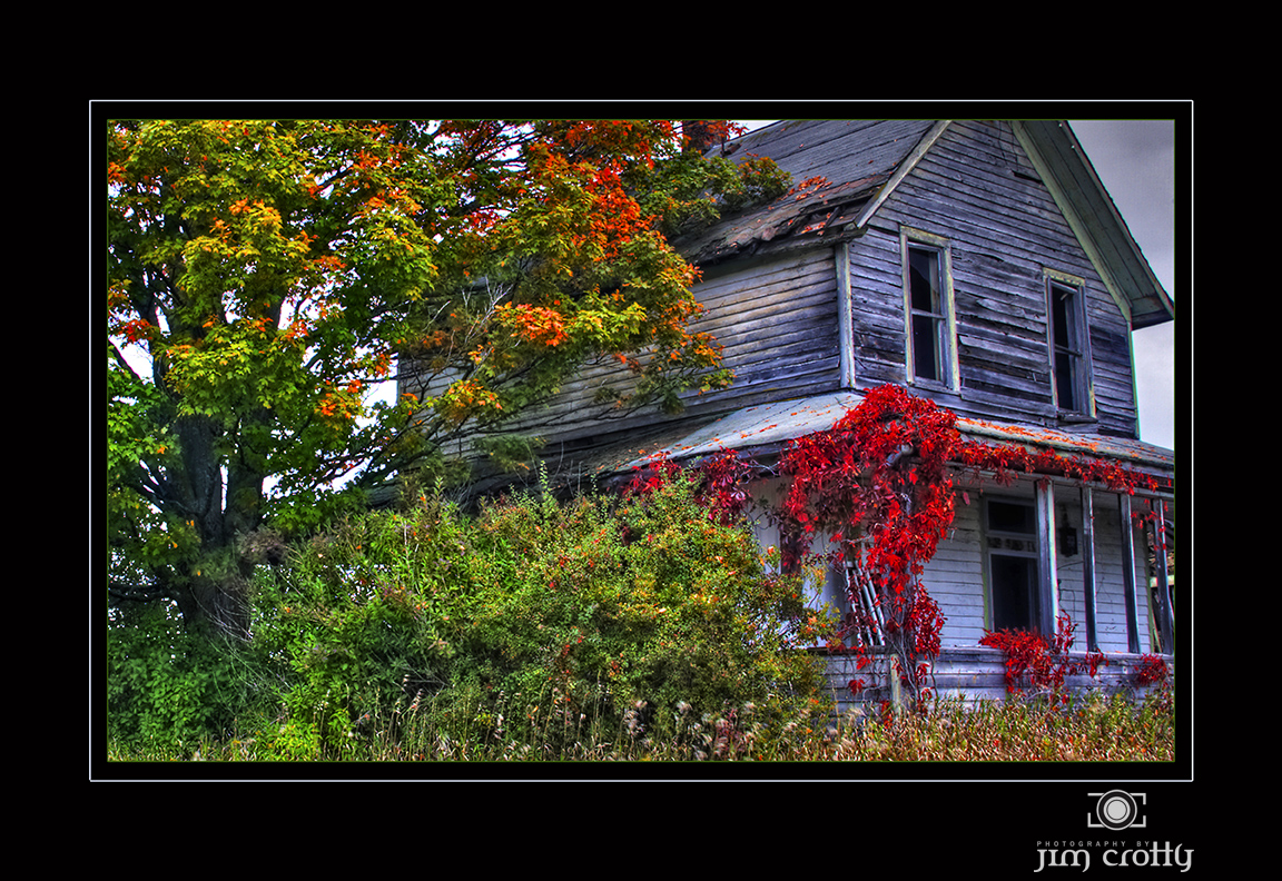 old farmhouse in michigan author crotty jim