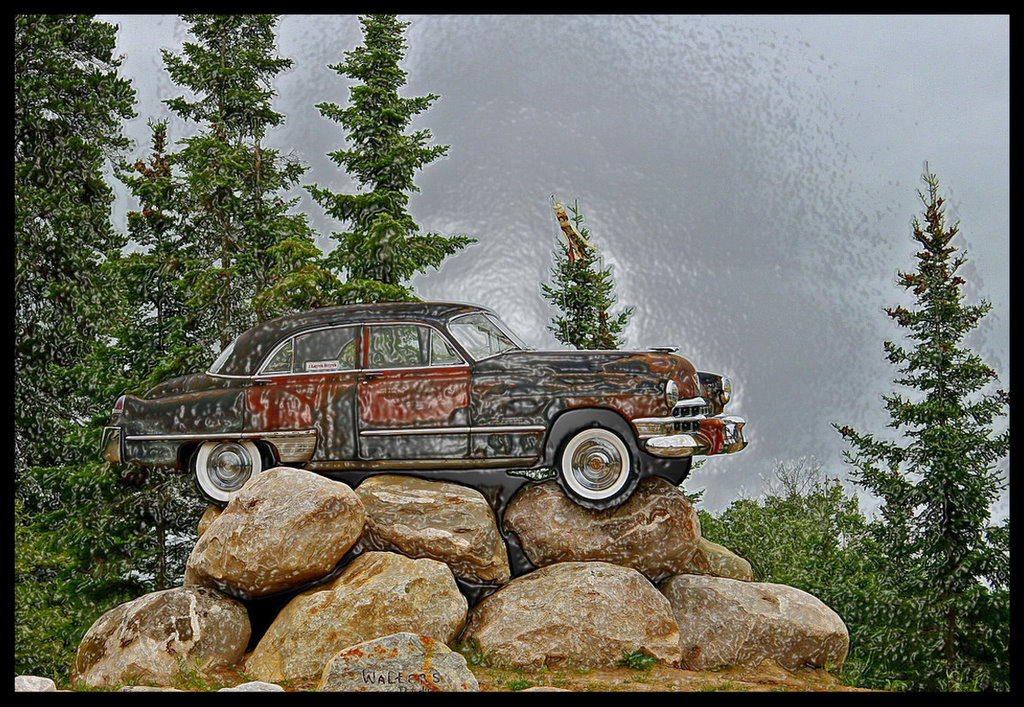 old cady on the rocks author pluskwik paul