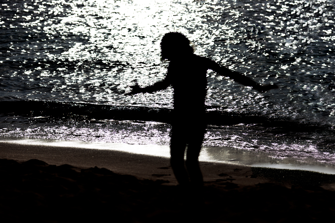 child dancing on the beach author forney david l
