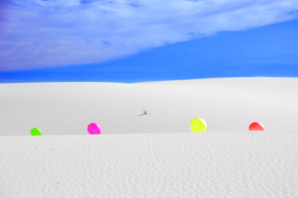 color project in the white sands author vanourkov vanourkova jana