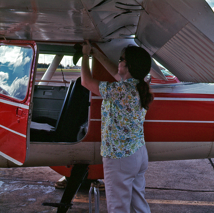 checking the control surfaces wheeler author sie siegel honolulu gerry