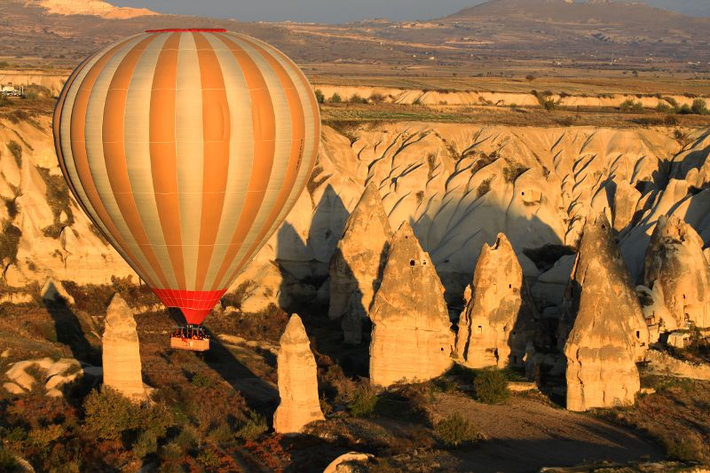 sunrise in goreme valley author barros joao