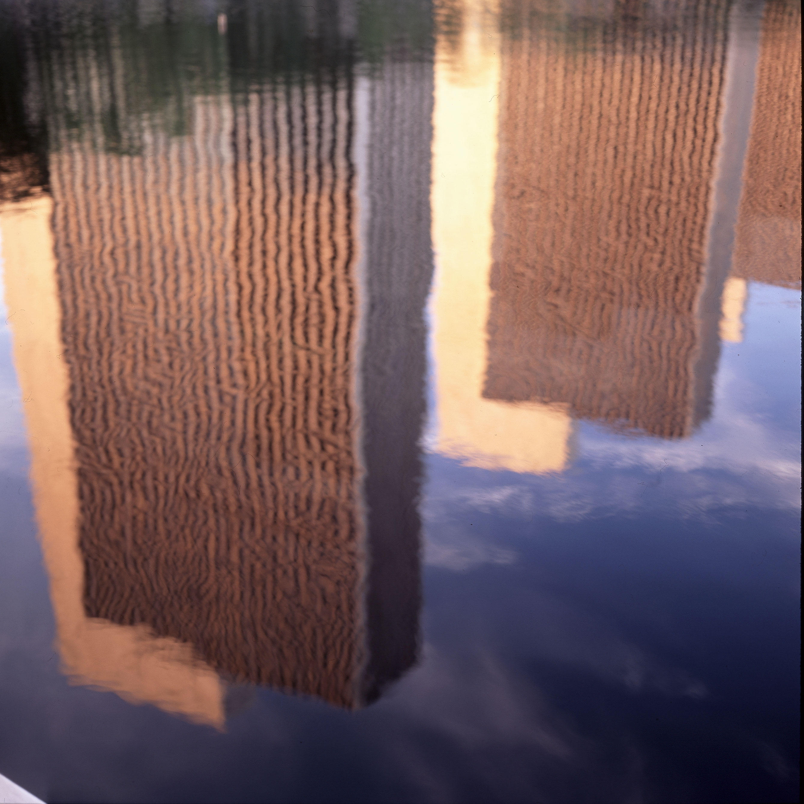 reflecting pool rockefeller empire state plaza au hull ray
