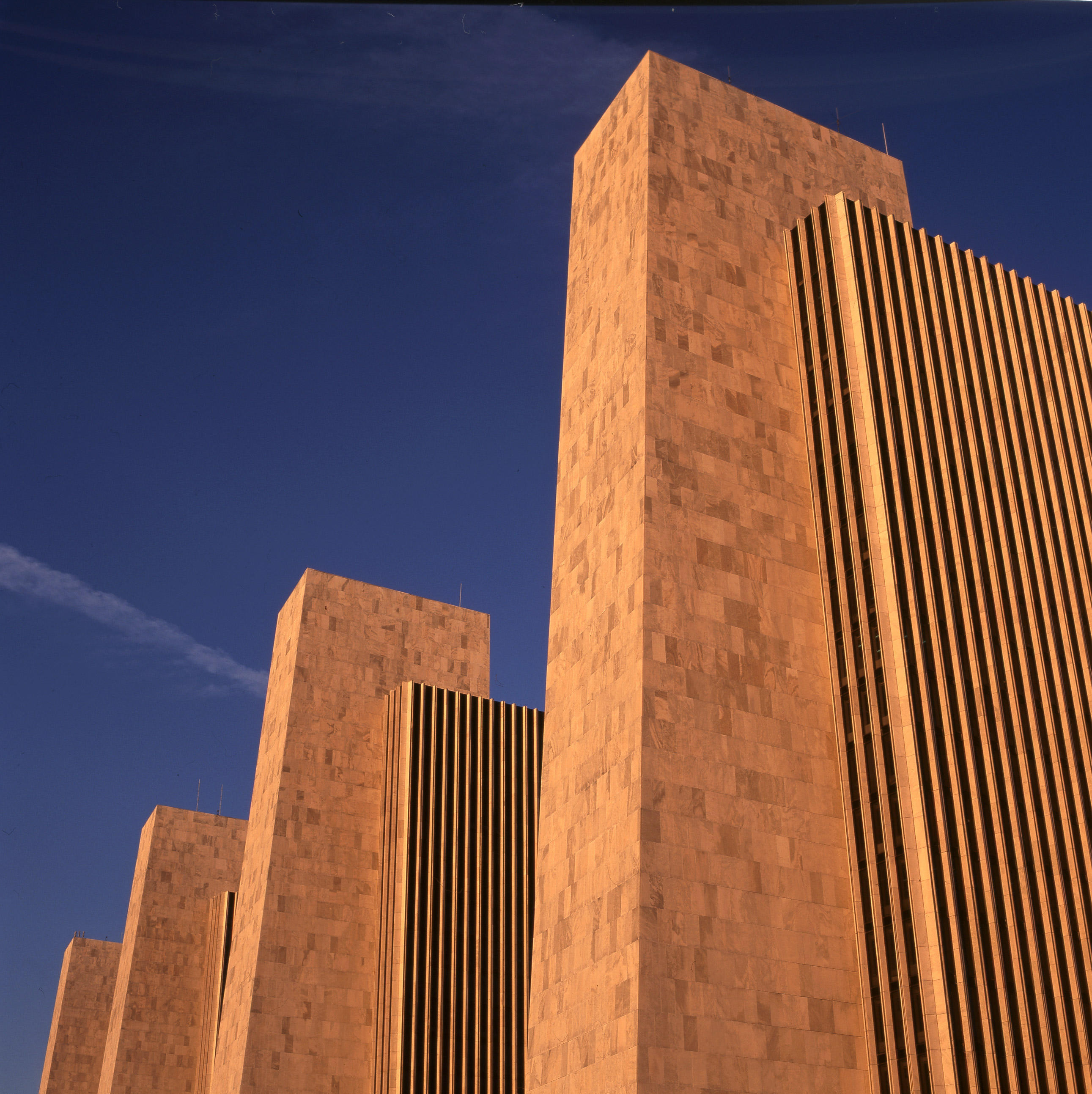agency buildings rockefeller empire state plaza a hull ray