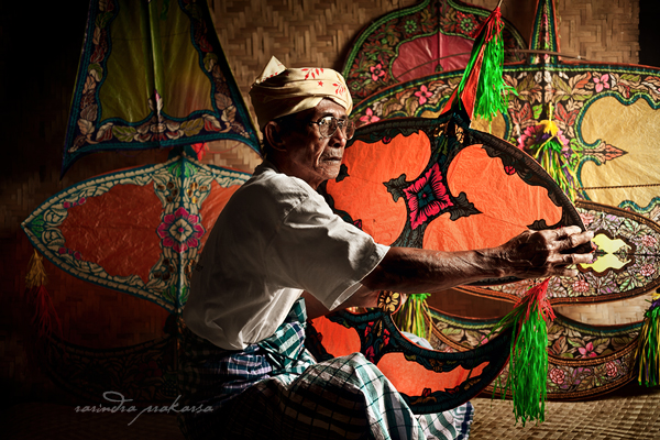 sapei yusoh the wau kite maker in kelantan autho prakarsa rarindra