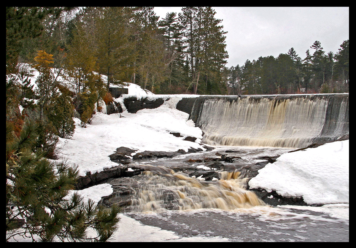 spring thaw at the pike river dam author pluskwik paul