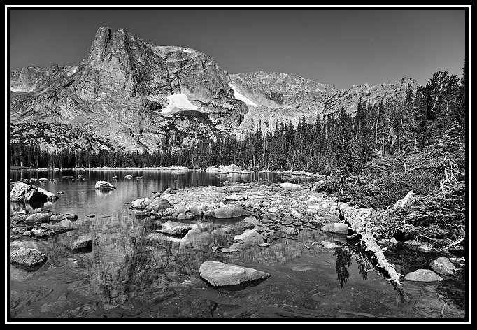 two rivers lake black and white author gricoskie jared