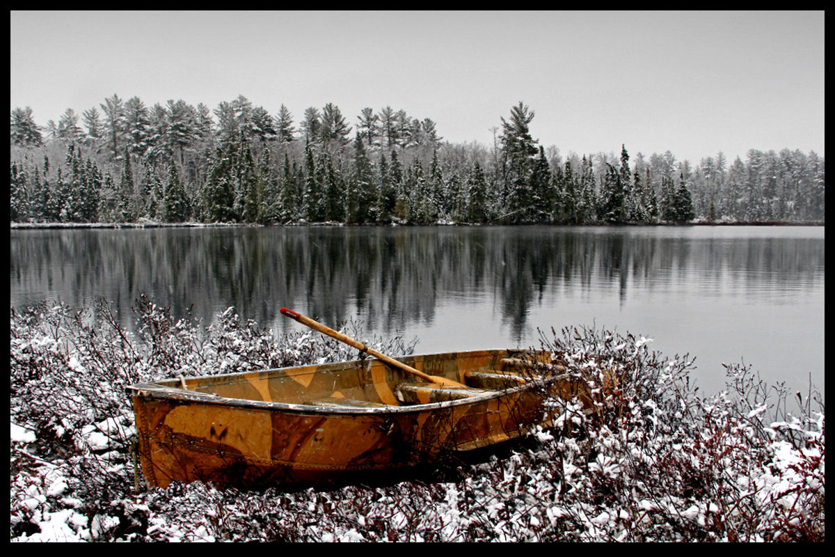 late spring snow on clear lake author pluskwik pa paul