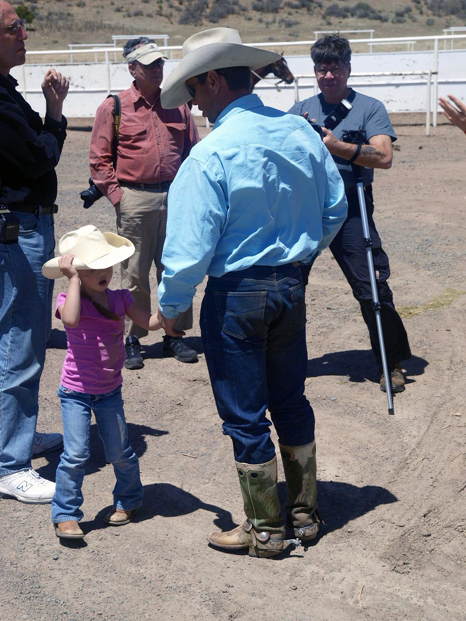 cole and dad ex uu ranch author hull ray