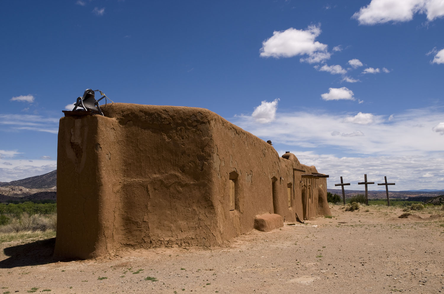mission house abiquiu author hull ray