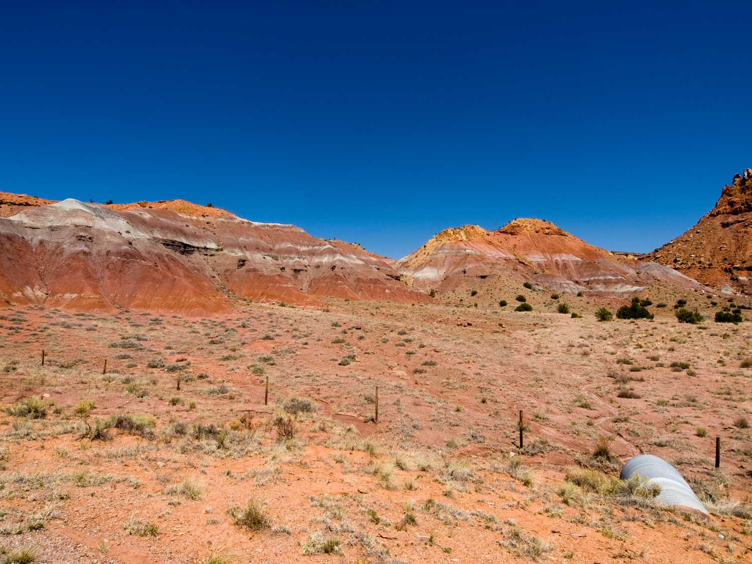 ghost ranch boundary author hull ray