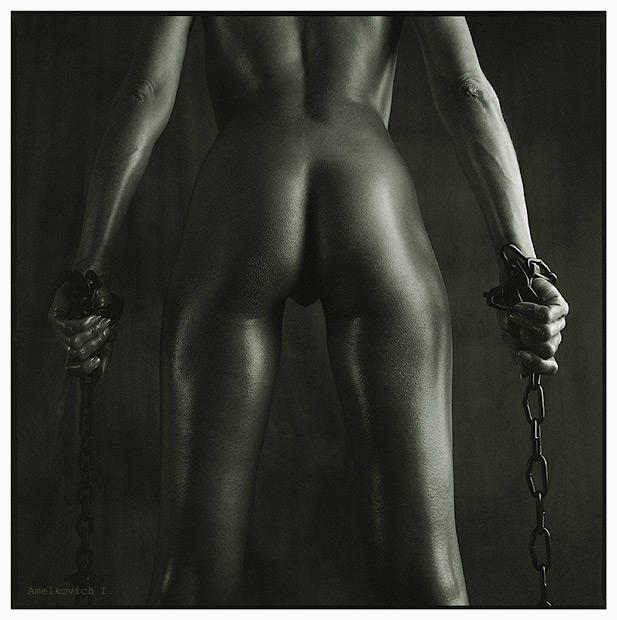 naked with chains author amelkovich igor