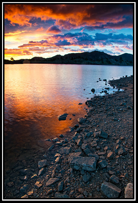 mary s lake sunrise author gricoskie jared