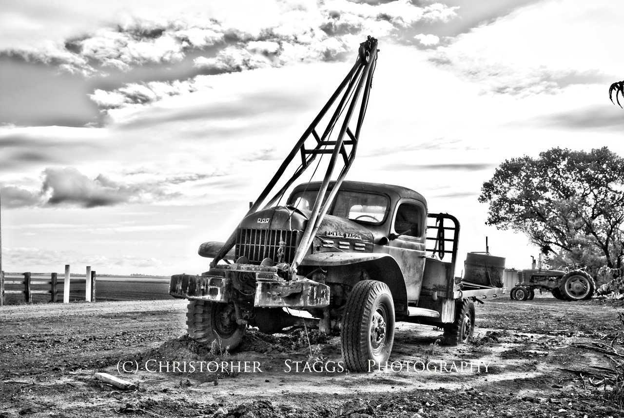 power wagon author staggs christopher