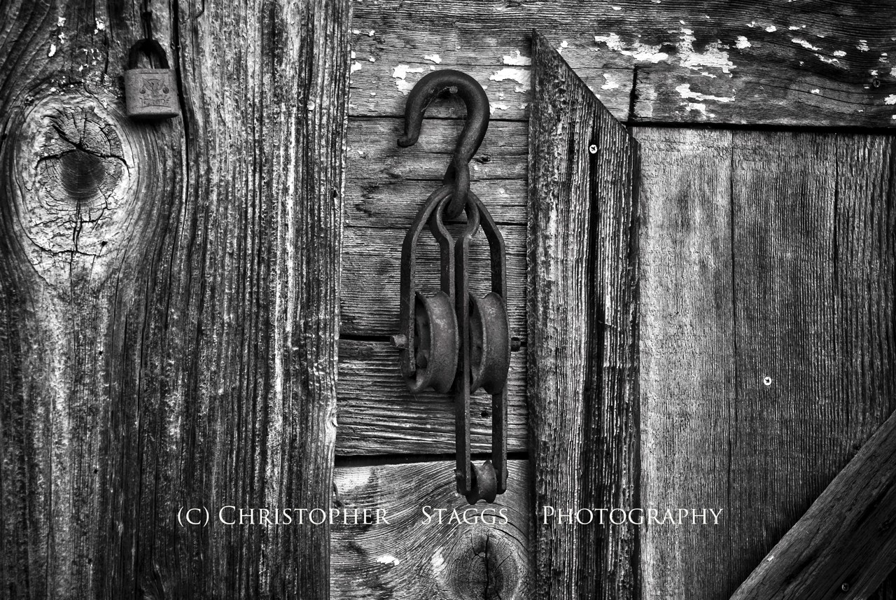 hook pulley author staggs christopher