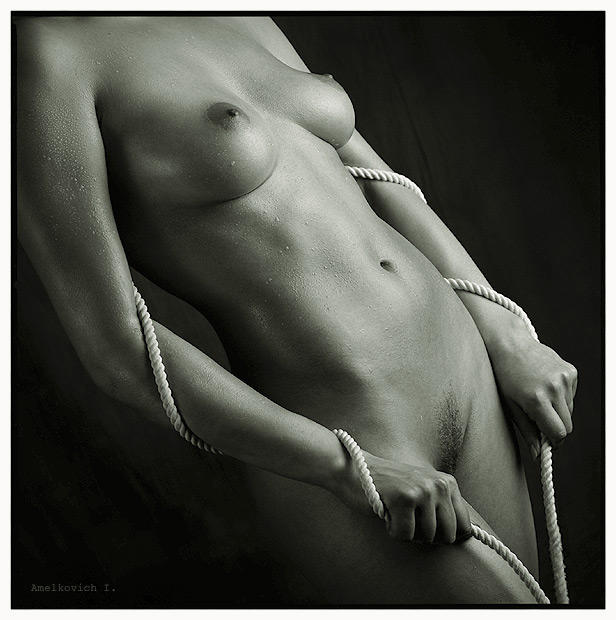 naked with ropes author amelkovich igor