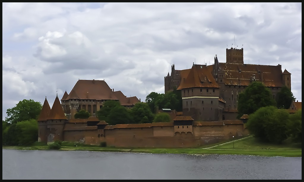 malbork castle author downs jim