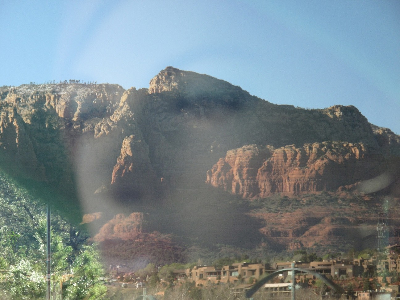 face in the mountain sedona img author dreizler bob