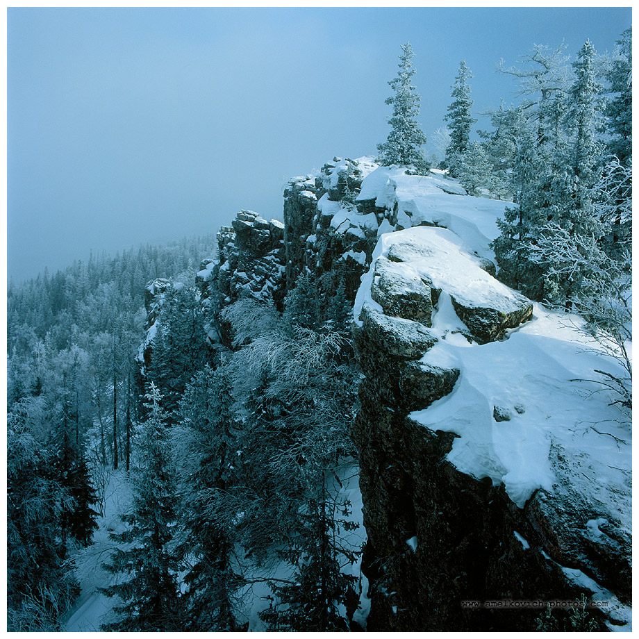 at the mountain height author amelkovich igor