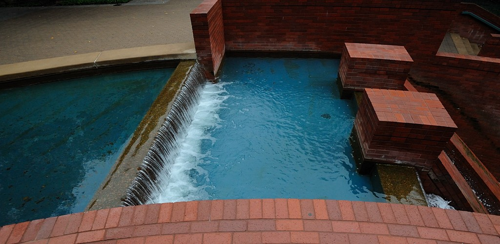 water feature author woodard gary