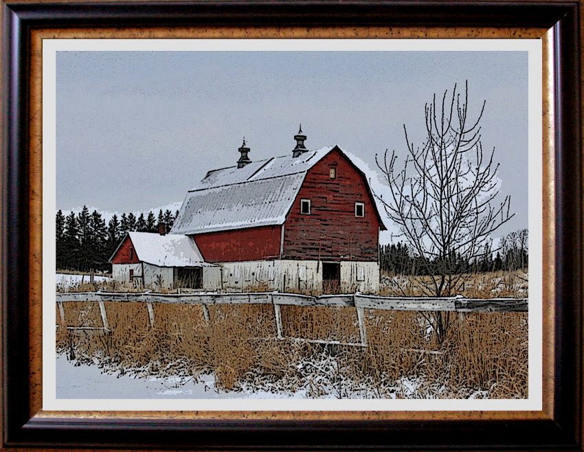 old red barn author pluskwik paul
