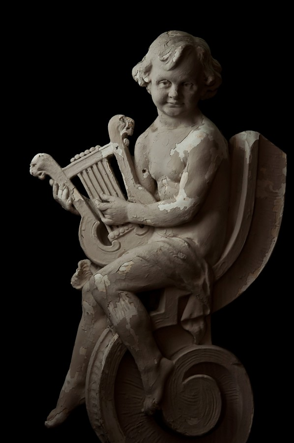 cupid with harp author wilson tracy