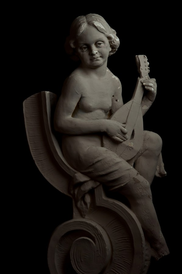 cupid with lute author wilson tracy